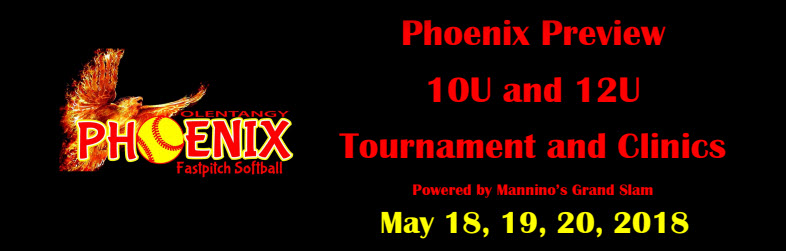 Phoenix League softball tournament